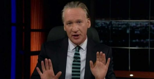 Bill Maher blasted for stereotyping black ex-CIA agent by Ben Bowles