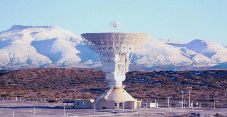 Military warns of potential threat from Chinese space support station in Argentina