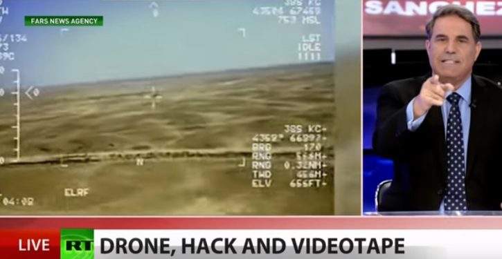 Iran claims to hack, seize control of U.S. drones in Iraq and Syria
