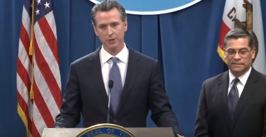 California governor declares there's no 'national emergency' in border town (that has a wall!) by Daily Caller News Foundation