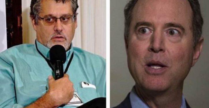 Rep. Adam Schiff had undisclosed meeting with Glenn Simpson of Fusion GPS