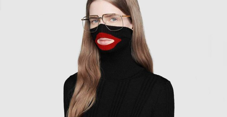 Gucci pulls polo neck after 'blackface' claims
