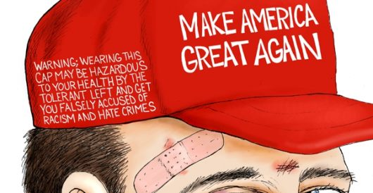 Cartoon of the Day: Hard hat by A. F. Branco