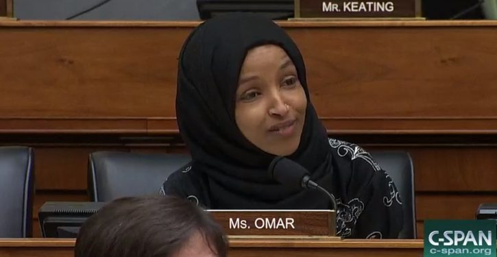 Democrats need to bounce Rep. Ilhan Omar off the Foreign Affairs Committee, stat