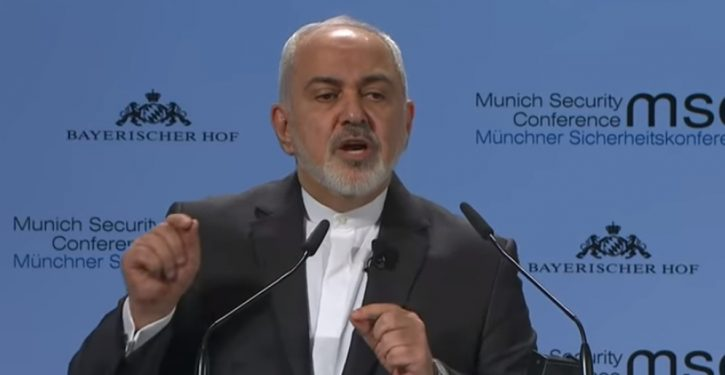 Iranian Foreign Min. Javad Zarif abruptly resigns