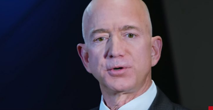 Bezos insinuates Trump may be behind 'intimate photos' blackmail alleged against National Enquirer