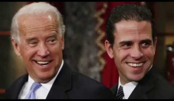 Trump goes after Biden over son's role at Ukrainian energy firm, $3.5 million wire payment by Daily Caller News Foundation