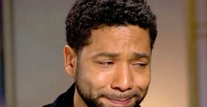 BREAKING: Jussie Smollett arrested, faces felony charge for filing false police report
