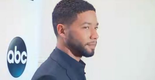 Jussie Smollett has history of giving false statements to police by Daily Caller News Foundation