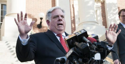 Larry Hogan tells the painful truth about 2020 by Hans Bader
