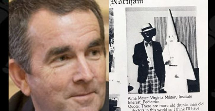 Ralph Northam suggests that Blackfacegate could make him a better governor