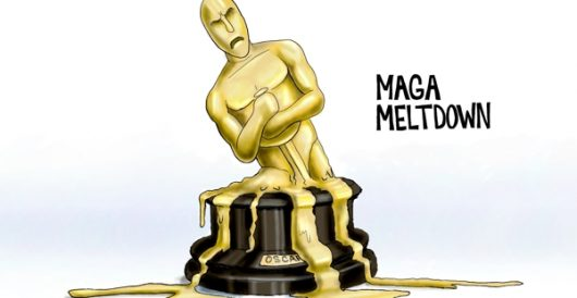 Cartoon of the Day: Oscar whiners by A. F. Branco