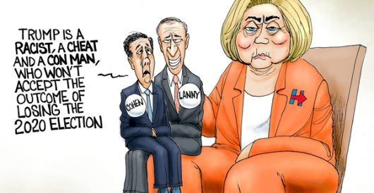 Cartoon of the Day: Dummies by A. F. Branco