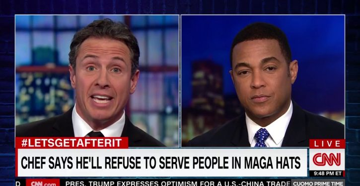 Four reports of assaults incited by CNN journalists in just 6 weeks