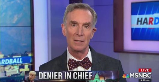 Bill Nye: If nothing is done to combat climate change, U.S. will have to grow its food in Canada by Daily Caller News Foundation