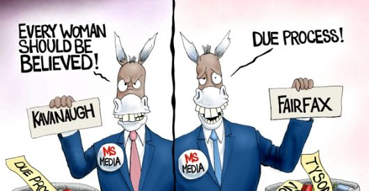 Cartoon of the Day: Democratic privilege by A. F. Branco