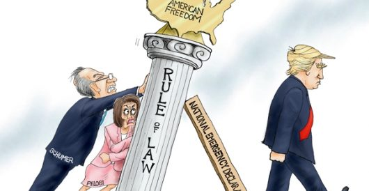 Cartoon of the Day: Resist by A. F. Branco