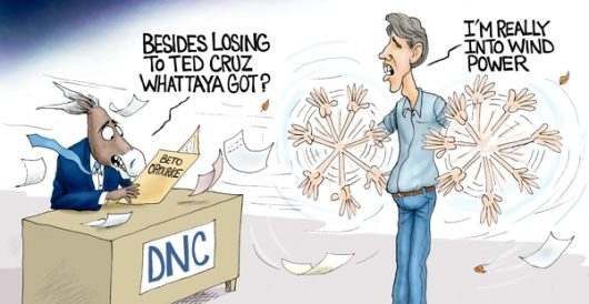 Cartoon of the Day: Handy man by A. F. Branco