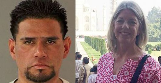 Mexican illegal with gang affiliation, long criminal history stabs, beats woman to death by LU Staff
