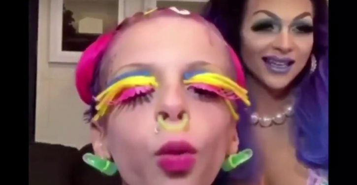 Mom of 11-year-old 'drag kid' who performed at gay bar got visit from child protective services