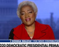 Fox News signs Donna Brazile as contributor