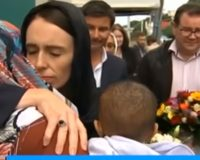 NZ's PM Ardern has 'rewritten the script' for nation grieving after terror attack