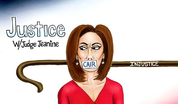 Cartoon of the Day: CAIR-ful by A. F. Branco