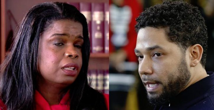 Chicago police union votes 'no confidence' in Kim Foxx after Smollett charges dropped