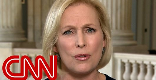 Gillibrand, polling at under 1%, blames gender bias by Ben Bowles