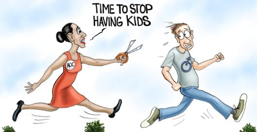 Planning parenthood by A. F. Branco