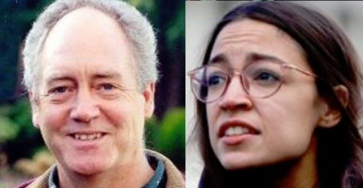 Greenpeace: AOC a 'pompous little twit' who 'would bring about mass death' with Green New Deal