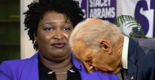 Biden may pick Stacey Abrams as running mate so people don't think he's 'another old white guy' by Daily Caller News Foundation
