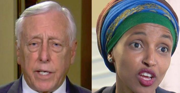 Top ranking Democrat slams Ilhan Omar during AIPAC speech: 'I stand proudly with Israel'
