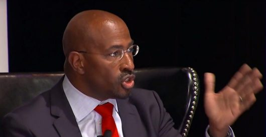 Is Van Jones leaving 'the dark side'? by Michael Dorstewitz