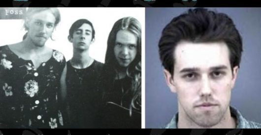 At age 15, Beto O'Rourke wrote a short story fantasizing about killing children, mass murder by LU Staff