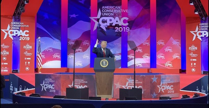 Trump just might have won the 2020 election with CPAC speech