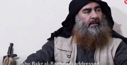 Trump says 'very big': Unconfirmed reports ISIS leader Baghdadi killed in northwestern Syria by J.E. Dyer