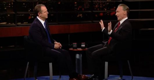 Bill Maher mocks Adam Schiff on impeachment: 'Now it just looks like you're stalking him' by Jeff Dunetz