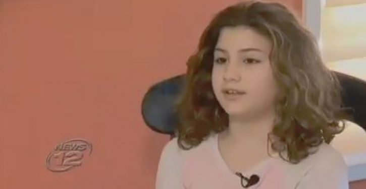 Sixth-grader assigned to write about hero told she cannot choose Trump
