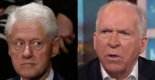 The 2015 saga: A weekend with John Brennan and Bill Clinton by J.E. Dyer