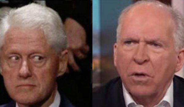 The 2015 saga: A weekend with John Brennan and Bill Clinton by J.E. Dyer