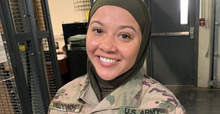 Demoted Muslim soldier plans to sue Army on trumped-up religious discrimination charges