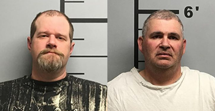 Arkansas men decided to shoot each other while wearing a bulletproof vest