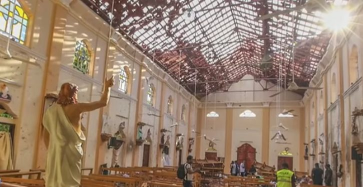 Analysis: Sri Lanka church bombings renew claims that Christianity under attack