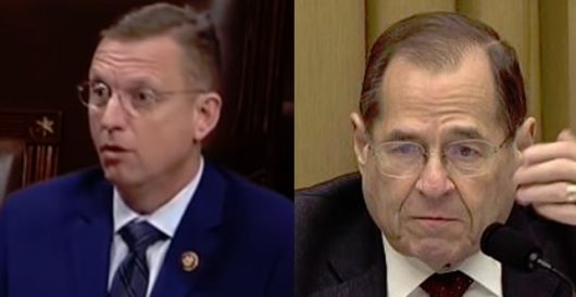 Nadler schedules vote to hold Barr in contempt of Congress by Daily Caller News Foundation