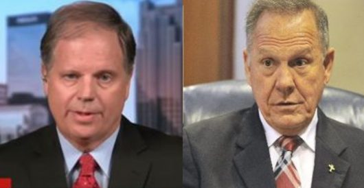 Mueller Report shows how similar troll campaign against Roy Moore was to Russian effort in 2016 by Daily Caller News Foundation