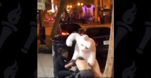 Vigilante Easter bunny goes viral – turns out to be wanted in N.J., with a 3-state rap sheet by LU Staff