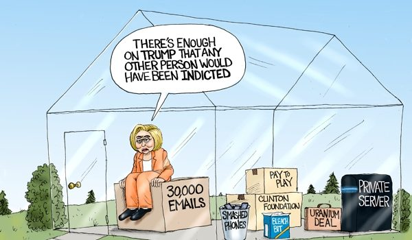 Cartoon of the Day: Glass housewife by A. F. Branco