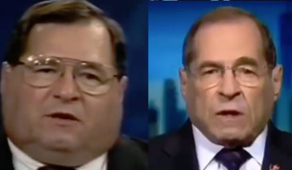 Jerrold's Nadler's two faces in re the release of confidential info about a president by Ben Bowles