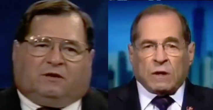 Nadler then vs. now: Perjury and obstruction of justice are not impeachable offenses
